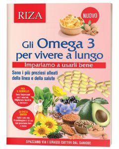 Gli omega 3 per vivere a lungo