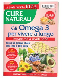 Le guide pratiche RIZA: Gli omega 3 per vivere a lungo