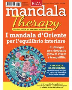 Mandala Therapy - L'oriente n. 11