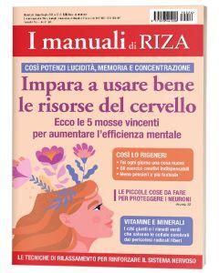 I manuali di RIZA: Impara a usare bene le risorse del cervello