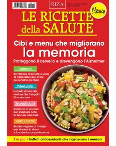Le ricette della salute - cibi e menu che migliorano la memoria