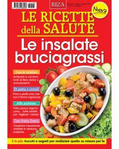 Le ricette della salute - Le insalate bruciagrassi