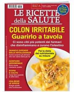 Le ricette della salute: colon irritabile