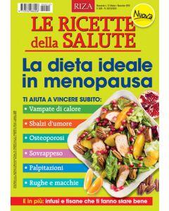 Le ricette della salute: La dieta ideale in menopausa