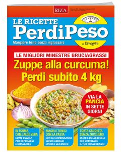 Le Ricette PerdiPeso - 12 numeri