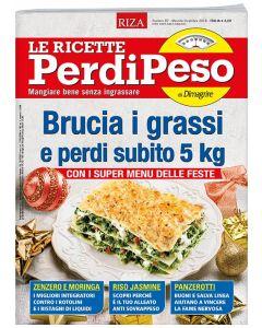Le Ricette PerdiPeso - 6 numeri