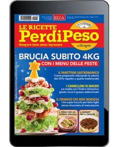 Le Ricette PerdiPeso - 12 numeri digitale