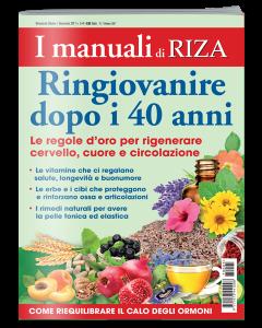 I Manuali di RIZA: Ringiovanire dopo i 40 anni