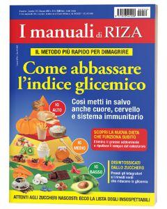 I manuali di RIZA: Come abbassare l'indice glicemico