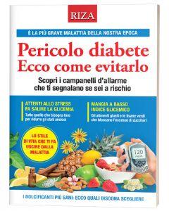 I manuali di RIZA: pericolo diabete, ecco come evitarlo