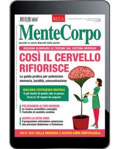 MenteCorpo - singolo numero digitale