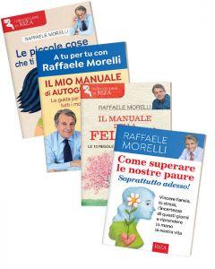 4 libri di Raffaele Morelli per vivere bene