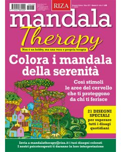 Mandala Therapy - I paesaggi n. 8