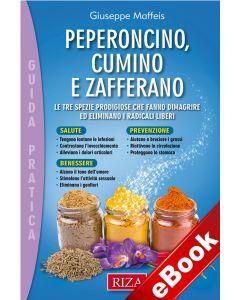 Peperoncino, cumino e zafferano (eBook)
