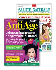 Abbonamento a AntiAge + Salute Naturale
