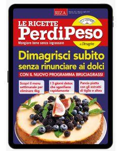 Le Ricette PerdiPeso - singolo numero digitale