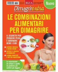 DimagrirExtra: Le combinazioni alimentari per dimagrire