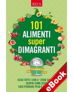 101 alimenti super dimagranti (eBook)