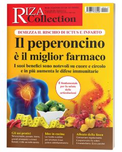 Riza Collection: Il peperoncino è il miglior farmaco