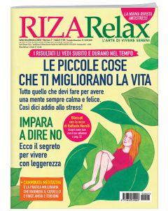 Riza Relax + Agenda della Felicità