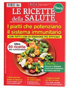 Le ricette della salute: i piatti che potenziano il sistema immunitario