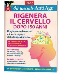 Speciale AntiAge - Rigenera il cervello dopo i 50 anni