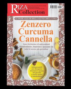 Riza Collection: Zenzero Curcuma Cannella