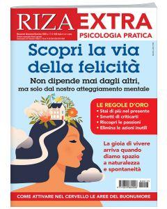 RIZA Extra: Scopri la via della felicità