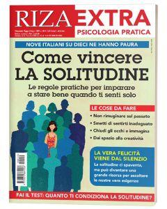 Riza Extra: Come vincere la solitudine