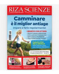 Riza Scienze: Camminare è il miglior antiage