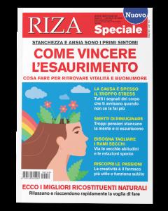 RIZA Speciale: Come vincere l'esaurimento