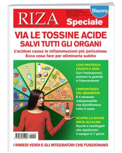 Riza Speciale - Via le tossine acide