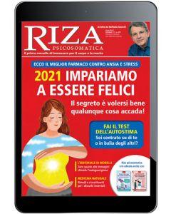 Riza Psicosomatica - 6 numeri digitale