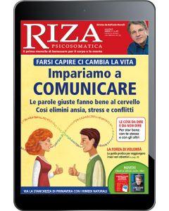 Riza Psicosomatica - singolo numero digitale