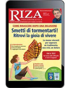 Riza Psicosomatica - 12 numeri digitale