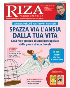 Riza Psicosomatica - 12 numeri