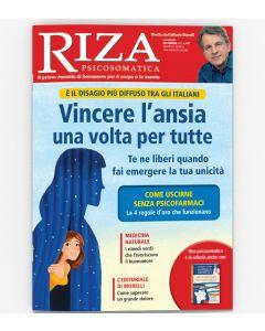 Riza Psicosomatica - 12 numeri - Cartaceo + Digitale