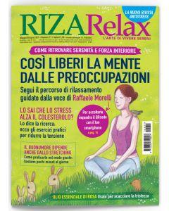 Riza Relax - 6 numeri + 1 libro + 2 oli essenziali FLORA