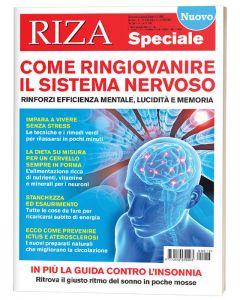 RIZA Speciale: Come ringiovanire il sistema nervoso