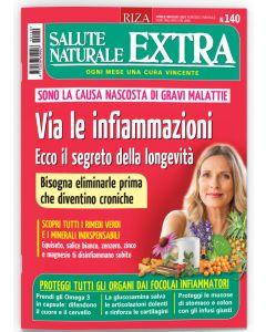 12 numeri di Salute Naturale Extra