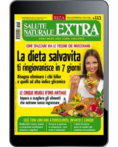 Salute Naturale Extra - 12 numeri digitale