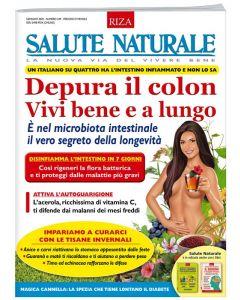 Salute Naturale - 12 numeri - Cartaceo + Digitale