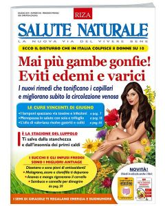 Abbonamento Salute naturale + Riza Psicosomatica