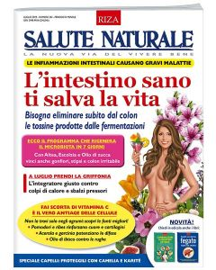 Salute Naturale - 12 numeri - Cartaceo + Digitale
