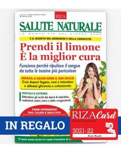 12 numeri Salute Naturale