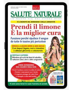 Salute Naturale - 12 numeri digitale
