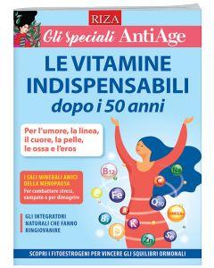 Speciale AntiAge - Le vitamine indispensabili dopo i 50 anni