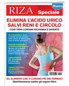 Riza Speciale: Elimina l'acido urico salvi reni e circolo