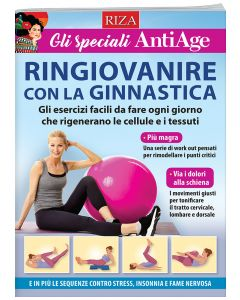 Speciale AntiAge - Ringiovanire con la ginnastica