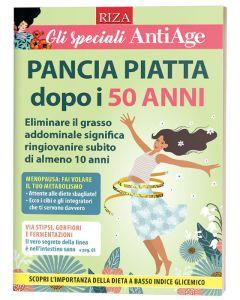 Speciale AntiAge - Pancia piatta dopo i 50 anni